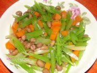 美味的福菜卤肉块