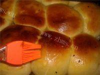自己做的脆底小面包