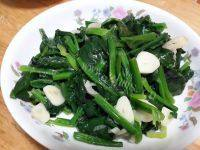 极致的素炒菠菜