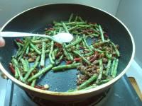 家常菜干煸豇豆