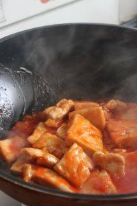 鲜香美味茄汁豆腐