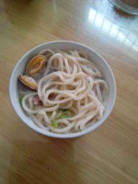 #DIY美食#清汤面