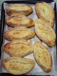 美味的罗宋甜面包