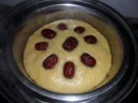红枣玉米发糕(原创)