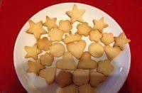 自制黄油小饼干