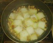 火腿冬瓜汤