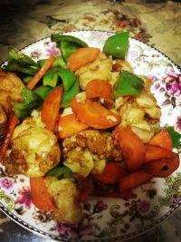 家常菜红烧日本豆腐