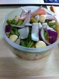 健康美食-四川泡菜