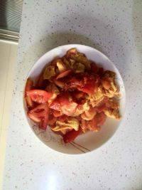 家常鸡蛋炒西红柿