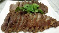 家常菜五香酱牛肉
