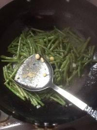 香喷喷的清炒豆角