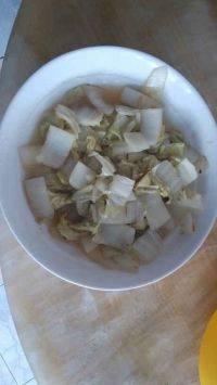 简易的清炒白菜