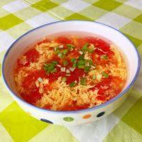 家常菜西红柿鸡蛋汤