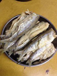 美味的炸鱼
