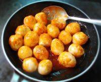 口齿留香的茄汁鹌鹑蛋
