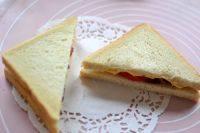 自制火腿三明治