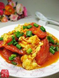 家庭版鸡蛋炒西红柿