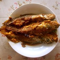 家常菜红烧小黄鱼