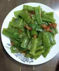 家常菜炒青椒