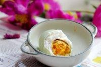 食欲满满的自制咸鸭蛋