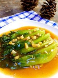 家常菜蚝油生菜