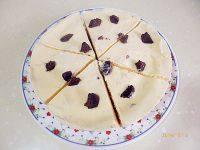 自制巧克力冰激凌蛋糕