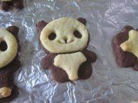 家常菜熊猫饼干