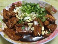家常菜红烧豆腐