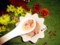 美味的红豆大米粥