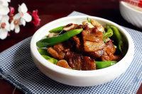 营养丰富的杭椒小炒肉