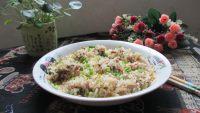家常菜谱糯米蒸排骨