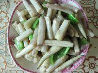 绿色食物之酸辣藕带