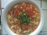 家常菜番茄蛋花汤