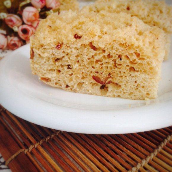 红糖枣香发糕