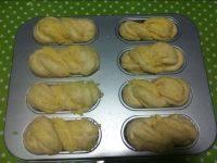 口感丰富的椰蓉面包条