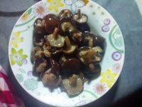 家常菜烧香菇