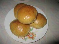 自制牛奶小面包