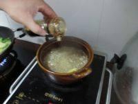 家常菜肉末粉丝煲