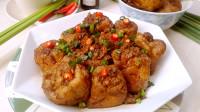 家常菜油豆腐镶肉