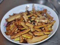 常吃不腻的竹笋炒肉