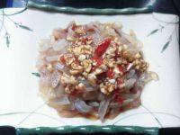 家常菜凉拌海蜇皮