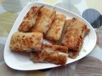 美味的香煎带鱼