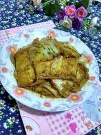 美味的刀鱼扒白菜