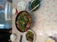 家常菜黄焖羊肉