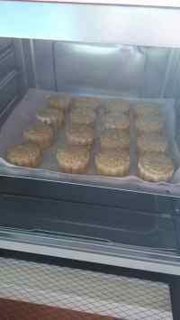 自制五仁月饼