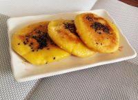美味的南瓜糯米饼