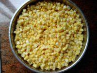 自制玉米羹