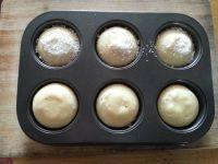 自制椰丝马芬蛋糕