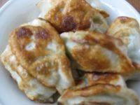 绝味的油煎饺子