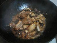 色味俱全的香菇烧排骨